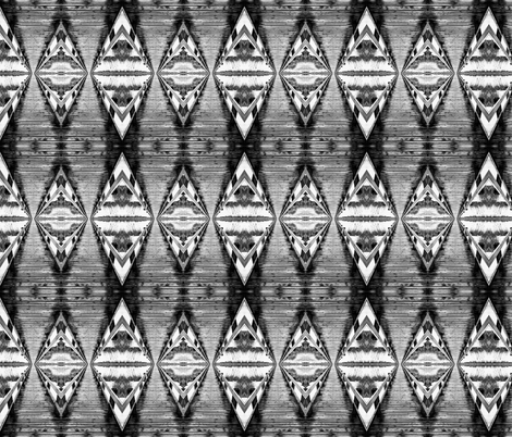 boardwalk grey scale fabric by crafters_b_crazy on Spoonflower - custom fabric