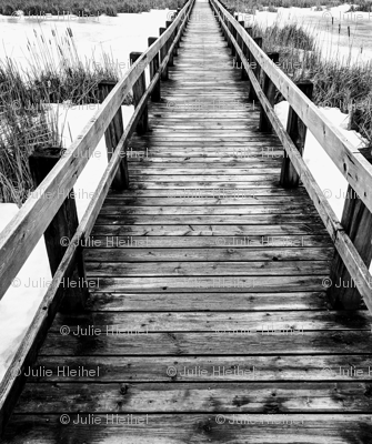 boardwalk grey scale