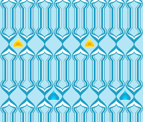 Deco rythms fabric by mhuijsen on Spoonflower - custom fabric