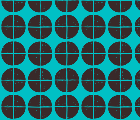 four part split circles-01 fabric by kristin_nicholas on Spoonflower - custom fabric