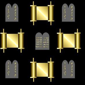 Scrolls & Tablets, Gold