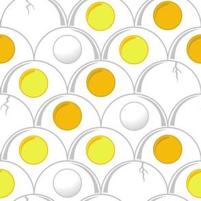 egg art deco