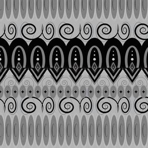 Art Deco Gray's