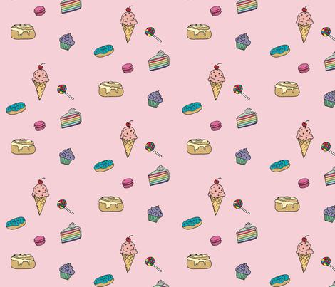 Sugar Print fabric by progressiveprints on Spoonflower - custom fabric
