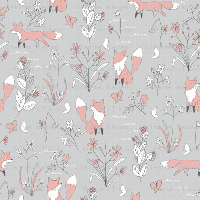 Fox and Flora - Large Scale