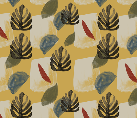artdecoo fabric by eugene_youjin_choi on Spoonflower - custom fabric