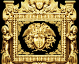 Rspoonflower-cherub-gold-medusa_thumb