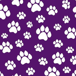 Doggy Paws - Purple // Large