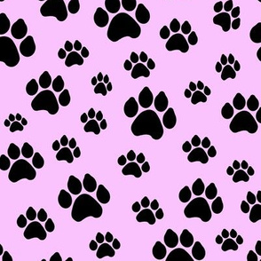 Doggy Paws - Pink // Large