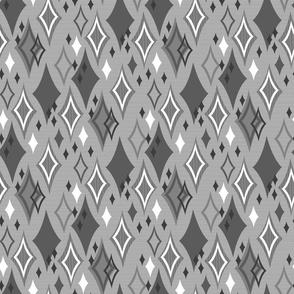 Diamond Shower (Silver)
