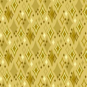 Diamond Shower (Gold)