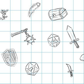 Pen n' Pencil RPG
