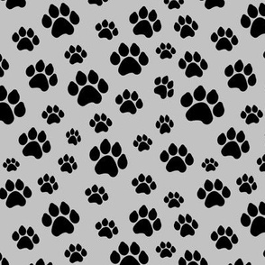 Doggy Paws - Grey // Small