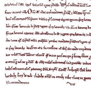 Magna Carta // Burgundy