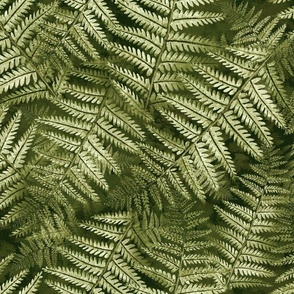 Fern Forest (military green)