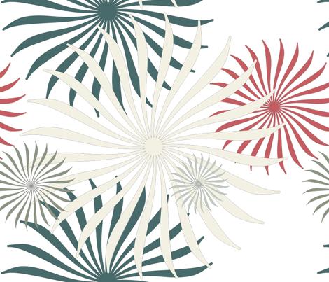 the modern farmhouse fabric by bystefanie on Spoonflower - custom fabric