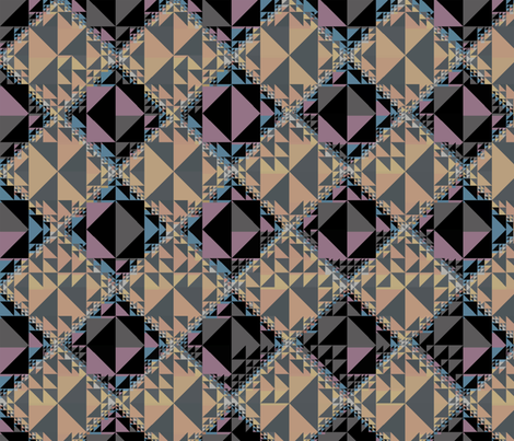 coolQuiltjazz fabric by shesme on Spoonflower - custom fabric
