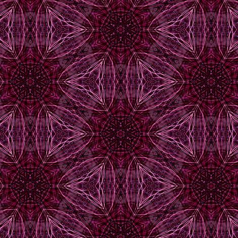 deep dark burgundy fabric by heikou on Spoonflower - custom fabric