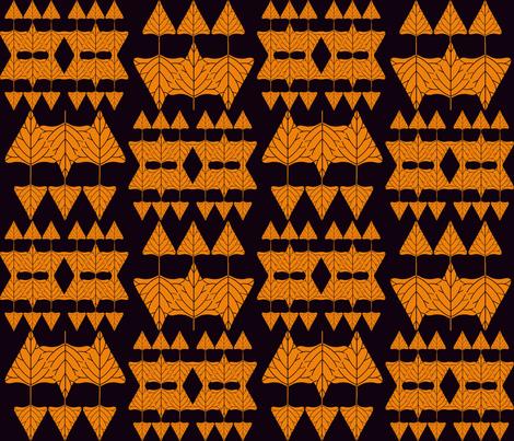 kente art deco2 fabric by scifiwritir on Spoonflower - custom fabric