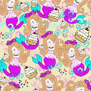 Mermaids and Cupcakes