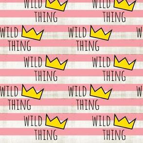 Wild Thing -pink