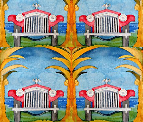 Gatsby fabric by bramble_and_vine_designs on Spoonflower - custom fabric