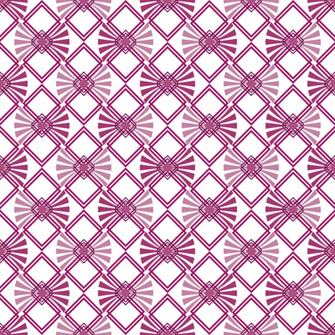 big scale art deco fabric by mayra on Spoonflower - custom fabric