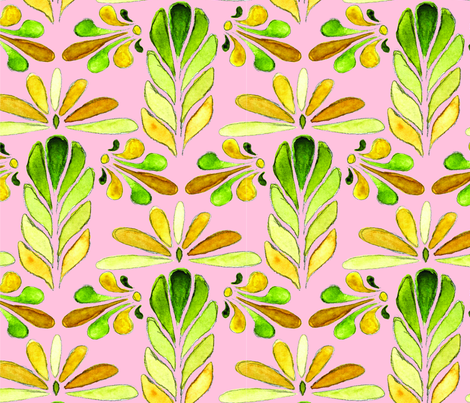 art deco updated fabric by copapod on Spoonflower - custom fabric