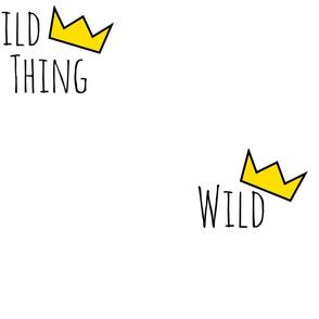 Wild Thing Panels 2