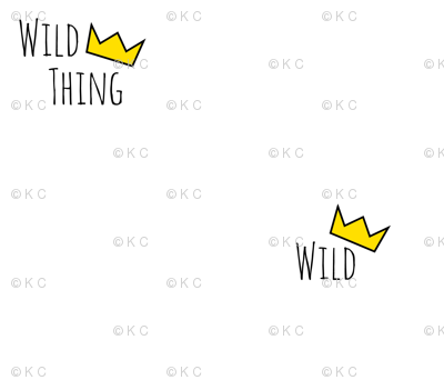 Small Wild Thing Panels 2