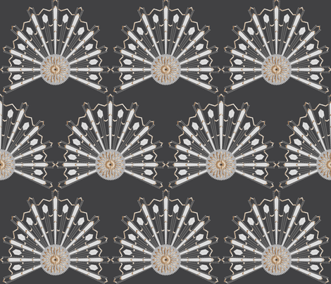 summer vibes-night fabric by dempsey on Spoonflower - custom fabric