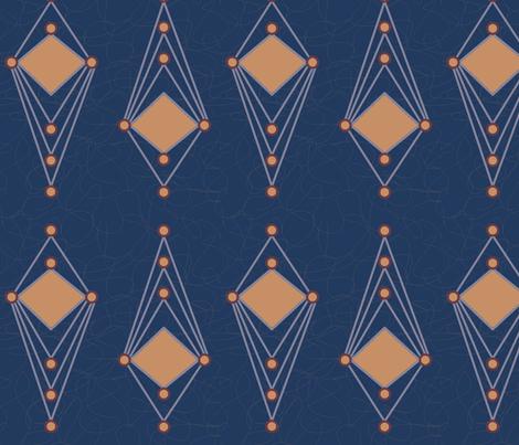 jewelry ornament fabric by zuzana_kokkinou on Spoonflower - custom fabric