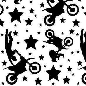 MotoTricks and Stars
