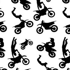 Motocross Rider Mix