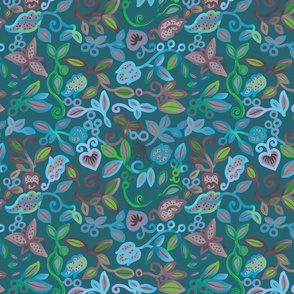 Tapestry_turquoise