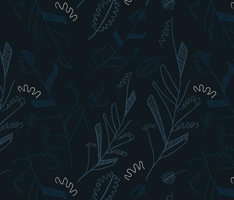 Dark Fall fabric by thomasdh on Spoonflower - custom fabric