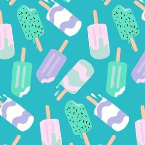 Pastel Popsicles
