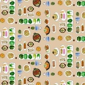 Korean Ssambab