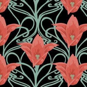 artdeco tulip