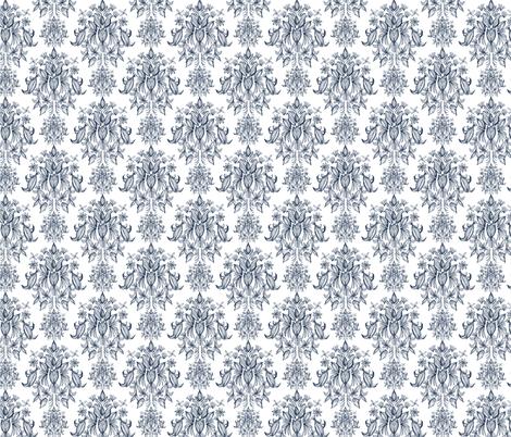 Brocado Mano fabric by thomasdh on Spoonflower - custom fabric