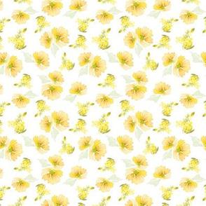 Mini Sunshine Florals