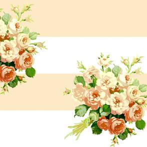 Jane's Rose Stripe citrus