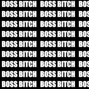 Boss Bitch-ed