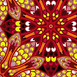 Scaley Petals