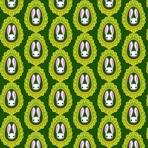 Bunny Brooch