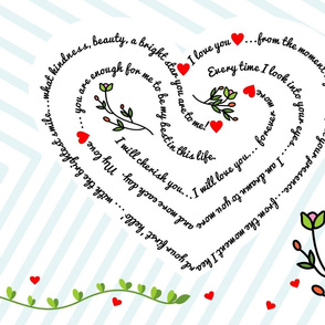 Written love letter
