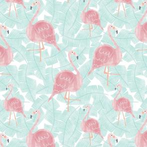 Flamingos - Large Scale
