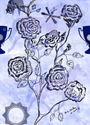 Roses for horses
