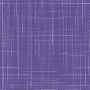 Ultra Violet gray Crosshatch
