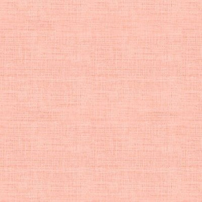 Linen, Frosted Peach